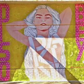 The Murals of Asbury Park - Disco Bey by Allen Beatty