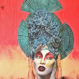 The Murals of Asbury Park - Unknown by Allen Beatty