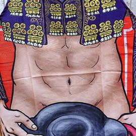 The Naughty Matador Apron - Cordoba by Allen Beatty