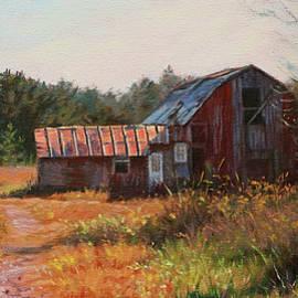 The Neighbor's Barn by Bonnie Mason