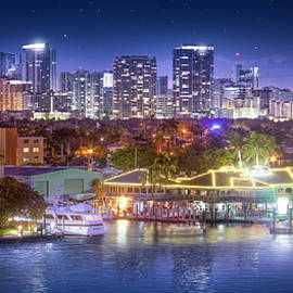 The New Fort Lauderdale by Mark Andrew Thomas