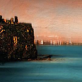 The Norman Castle by Al Fio Bonina