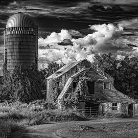 The Old Barn 1 by Jeff Stallard