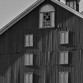 The Old Barn by Karen Largent