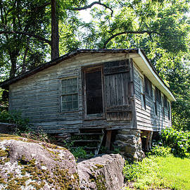 The Old chicken Coop by William E Rogers