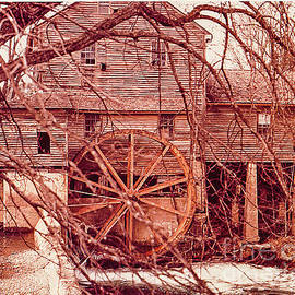 The Old Gristmill by NL Galbraith