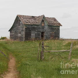 The Old Homestead by Chris Bartley