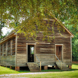 The Old School House by Rick Davis