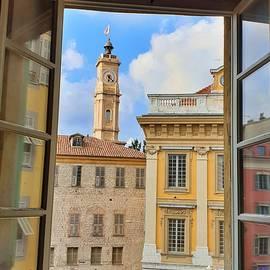 The Open Window II by Andrea Whitaker
