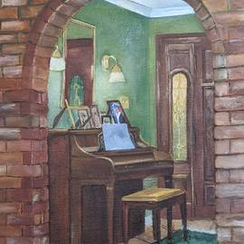 The Piano by Judy Jones