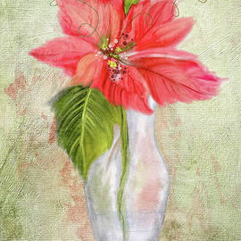 The Poinsettia by Mary Timman