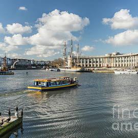 The Port Of Bristol by Catherine Sullivan