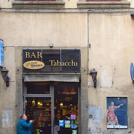 The Pose, Tabacchi by Yaroslav Kalinin