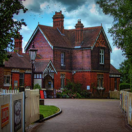 The Quaintest Railway Station by Chris Lord
