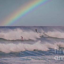 The Rainbow Warriors by Mitch Shindelbower