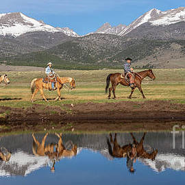 The Ranch Hands by Priscilla Burgers