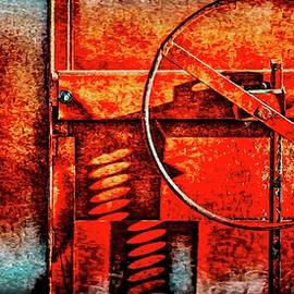The Red Wheel by Tatiana Travelways