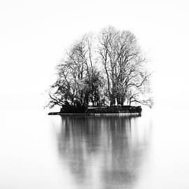 The Reflection, Lake Geneva, Switzerland by Imi Koetz