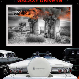 The Return Of Rocket Man Galaxy Drive-In by Bob Christopher
