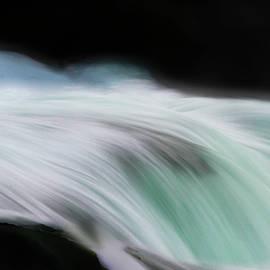 The Rhine Falls by Angelika Vogel