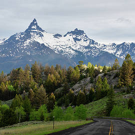 The Road To Index Peak by Michael Morse