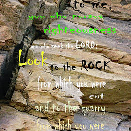 The Rock by Debby Pueschel