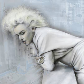 The Roof Marylin  by Mark Tonelli
