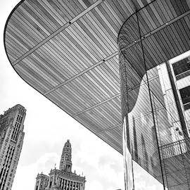 THE ROOFS EDGE Apple Store Chicago by William Dey