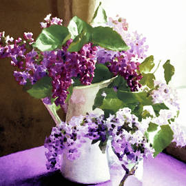 The Scent of Lilacs by Susan Maxwell Schmidt