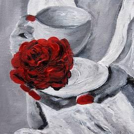 The scent of rose by Vesna Martinjak