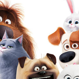 The Secret Life of Pets by Geek N Rock