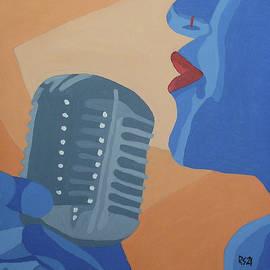 The Singer by Randall Steinke