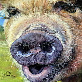 The Snout by Becky Miller