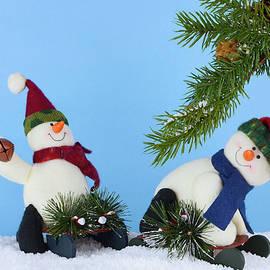 The Snowmen Cometh