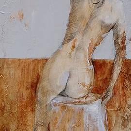 The Spa Sketch by Laura Lee Zanghetti