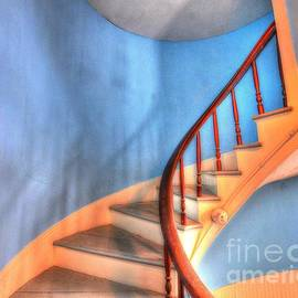 The Stair Case by Steve Brown