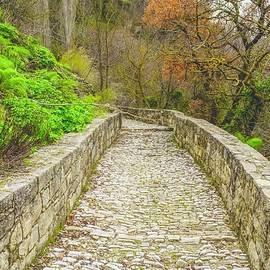 The Stone Path by KaFra Art