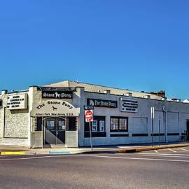 The Stone Pony in Asbury Park, New Jersey series by Geraldine Scull