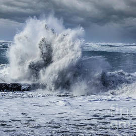 The Storm by Mitch Shindelbower