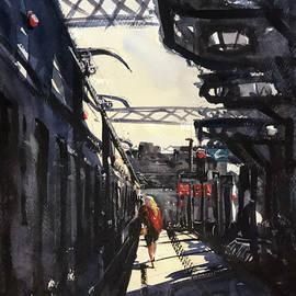 The Straggler by James Nyika