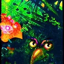 The  Strange  Bird  by Hartmut Jager