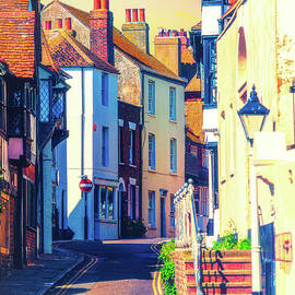 The Streets Of Hastings by Chris Lord