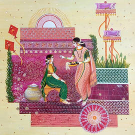 The Sun festival of India by Anjali Swami