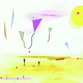 The Sun Spot by Alida M Haslett