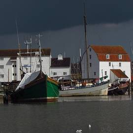 The Tide Mill, Woodbridge, Suffolk by Andrew Wright