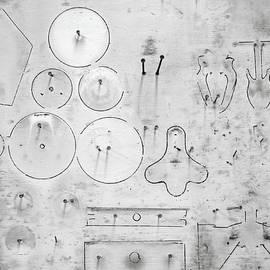 The Tool Board by Mary Lee Dereske