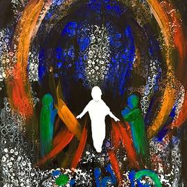 The Transfiguration by Danielle Rosaria