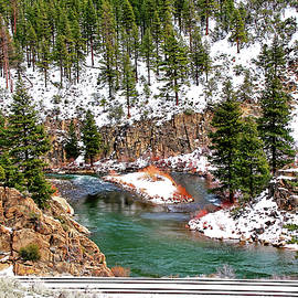 The Truckee and the Tracks by Donna Kennedy