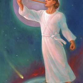The Trumpet Angel Of The Apocalypse by Svitozar Nenyuk