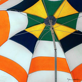 The Umbrella by Marc Nader